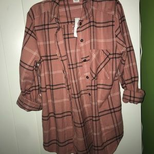 NWT pacsun flannel